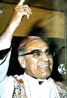 Archbishop Oscar Romero - voice of nonviolent liberation theology
